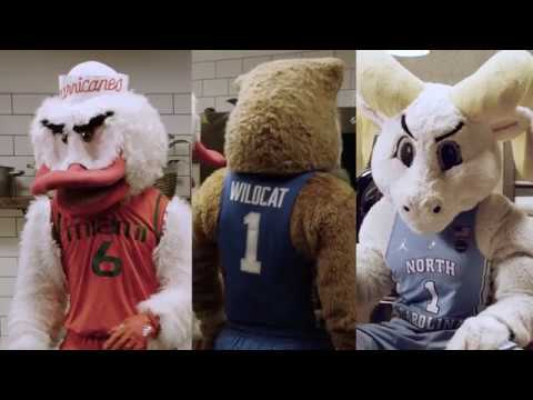LG - March Madness Mascots