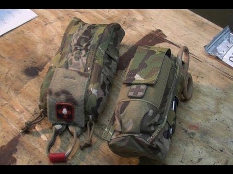 ITS ETA Trauma Kit vs D A R K  Gen 2