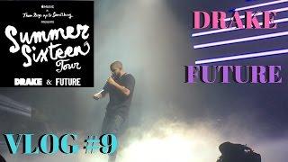 drake summer sixteen tour dallas tx vlog 9