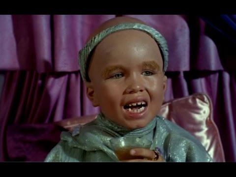 Clint Howard as Balok the Trippy Alien  1966