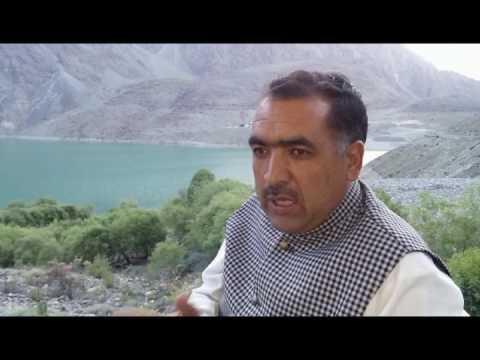 سکردو آل پاکستان مسلم لیگ گلگت بلتستان کے چیف آرگنائزر حاجی منظور یولتر کا میڈیا کو دیے گیے انٹرویو