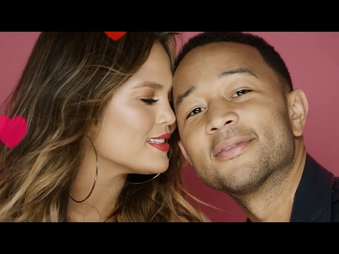Chrissy Teigen Serenades John Legend With His Own Song For Love Magazine