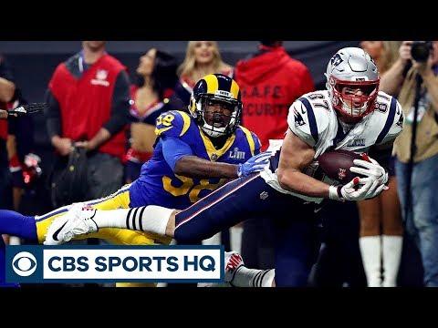 Rob Gronkowski Announces Retirement | Breaking News | CBS Sports HQ
