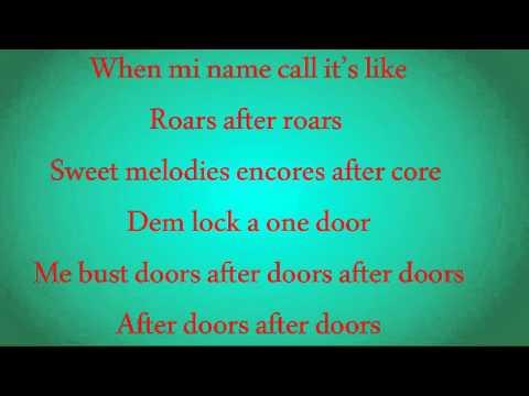 My Dream - Nesbeth (Lyrics!!)