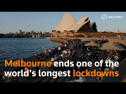 Melbourne ends one of the world's longest lockdowns