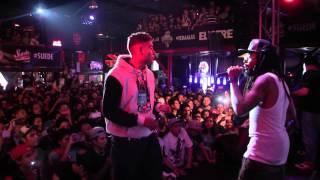 Aczino Vs Jack | Cuartos | Eligere / Red Bull Batalla de los Gallos 2015 (Oficial)