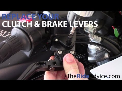 1980 yamaha xt250 wiring diagram viper 4606v remote start how to replace your motorcycle brake lever and clutch