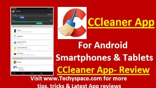 CCleaner App for Android Smartphones & Tablets - App Review - Moto E Apps