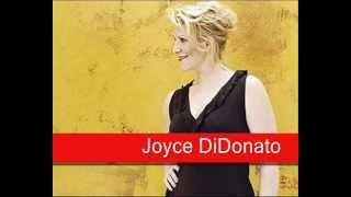 Joyce DiDonato: Pergolesi, 'Se tu m'ami'