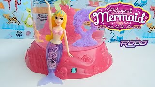 My Magical Mermaid Water Wonderland Robo Toys Review Unboxing