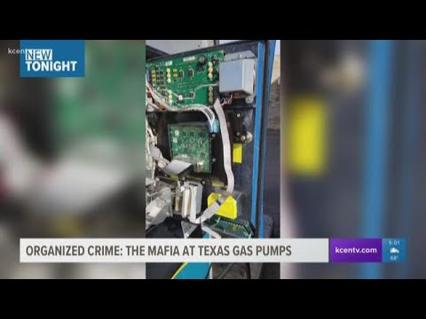Dana McKenzie - Organized crime: The mafia at Texas gas pumps