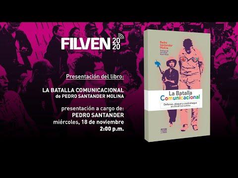 """Presentación del libro: """"La batalla comunicacional"""""""