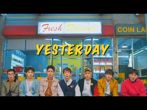 Block B - Yesterday(Japanese ver.)  Official Music Video Full