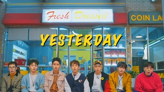 Block B - Yesterday (Japanese Version)