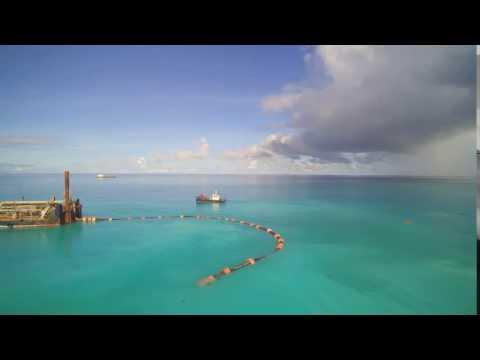 Tuvalu   Climate change adaptation wmv