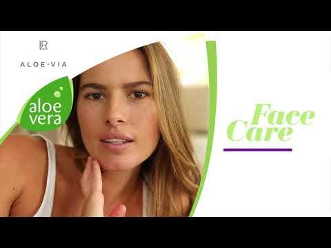 Lr aloe vera face care day cream