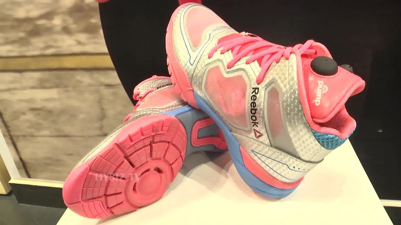 Reebok Studio Pump 25th Silver Sporty Sneakers At Reebok Store Jubilee  Hills - Hybiz.tv - YouTube 855c034f2
