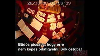 Biztonsagi kamera Csalas felfedezГ©se utan a Casino Szombathelyben