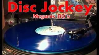Baixar Disc Jockey   Megamix 80's Lado 1