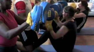 Boxercise Class Workout