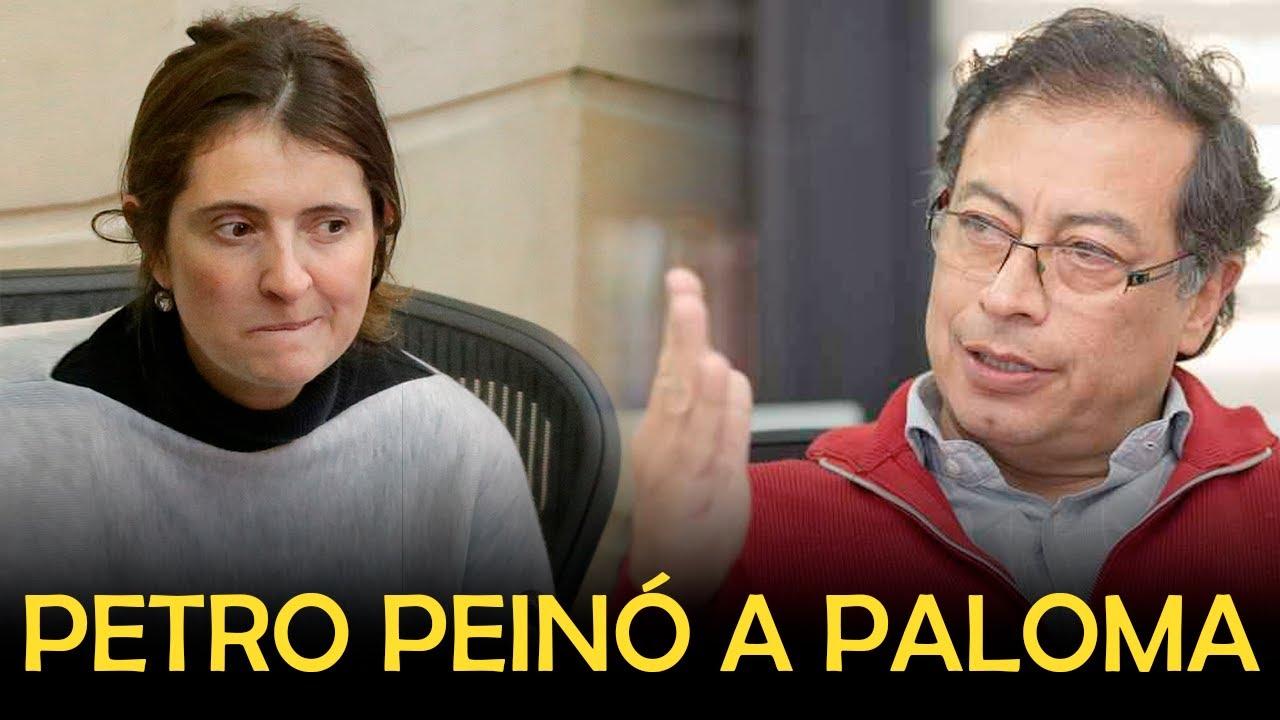 PETRO PEINÓ A PALOMA