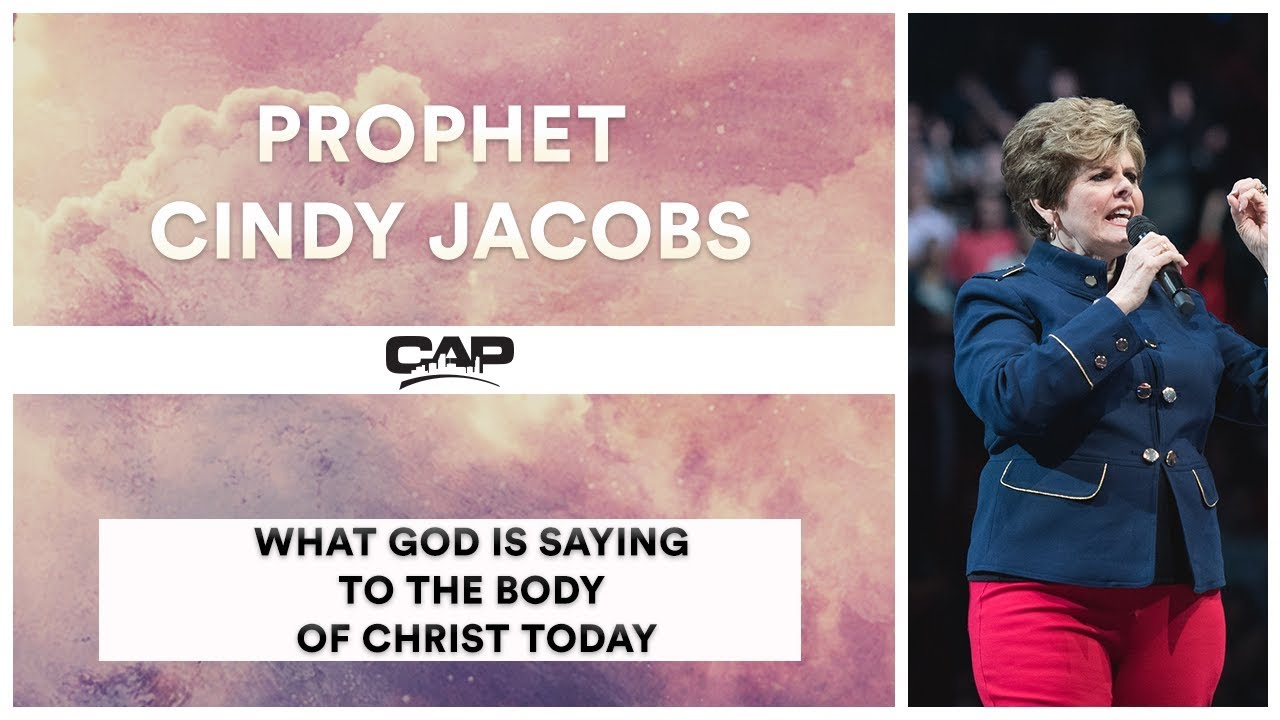 Cindy Jacobs Prophesies to Russian Christians They Will