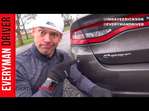 Here's the 2015 Dodge Dart Car Rental Review on Everyman Driver