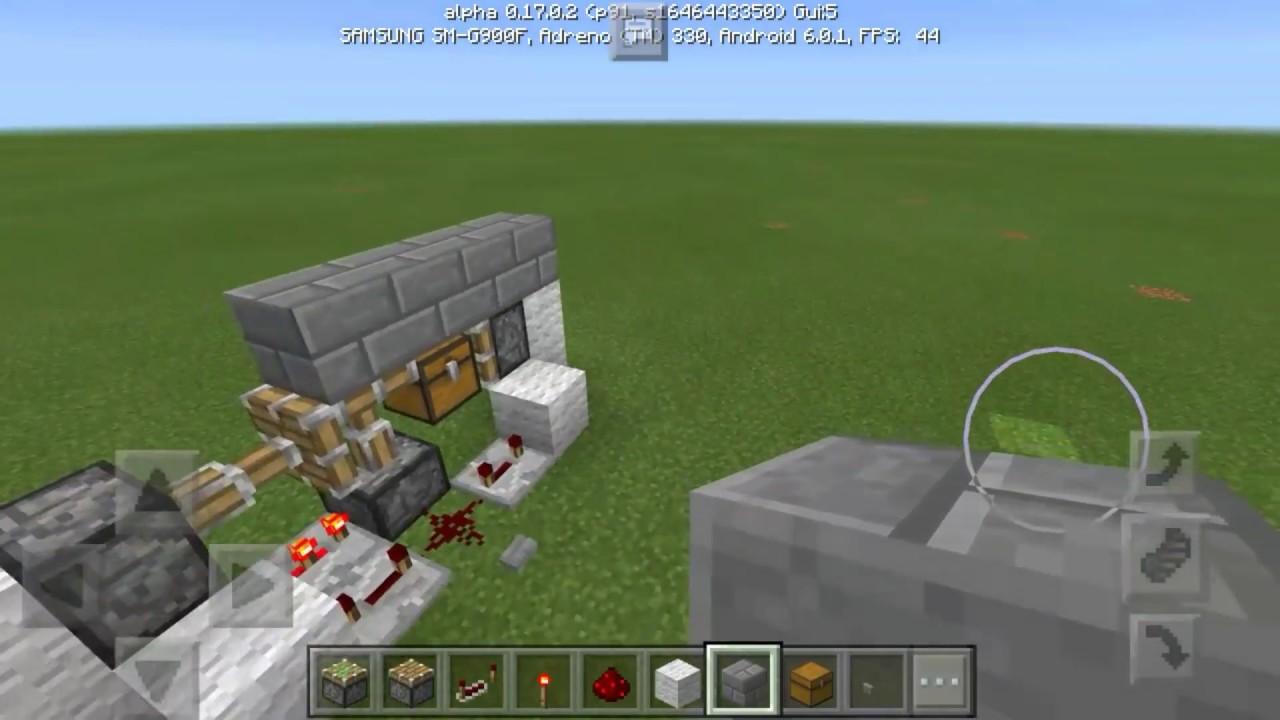 Die Versteckte TRUHE Minecraft Tutorial YouTube - Minecraft geheime hauser