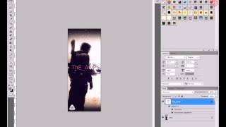 Видео Урок по Photoshop Как сделать надписи(, 2013-01-12T17:45:28.000Z)