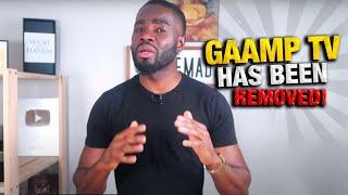 GAAMP TV IS NO MORE!!!