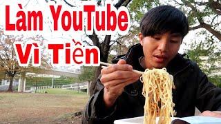 Làm YouTube Vì Tiền? Hay Vì Đam Mê??? || cuộc sống nhật bản || san vlog