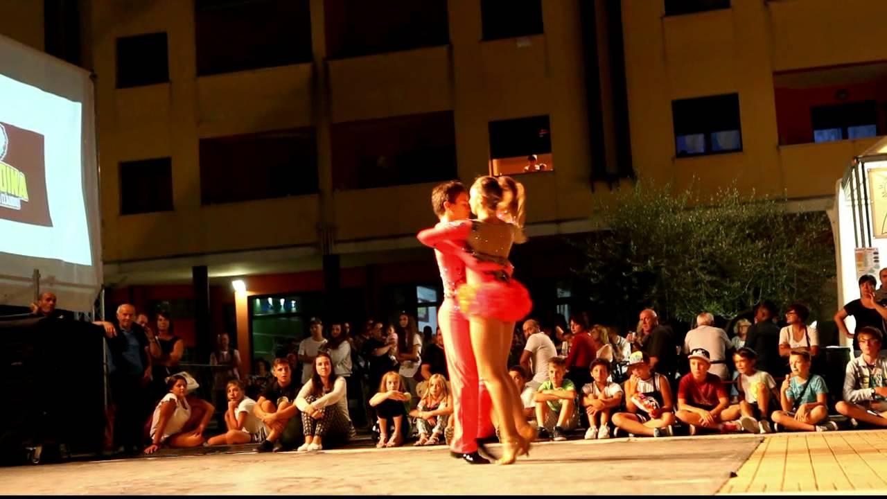 Scuola di ballo my dance esibizione 06 e 25 agosto 2016 for Arredamento scuola di danza