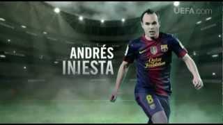 Team of the Year 2012: midfielders