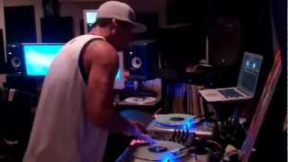 Dj Bobby B/ Kottonmouth Kings latenite turntable play