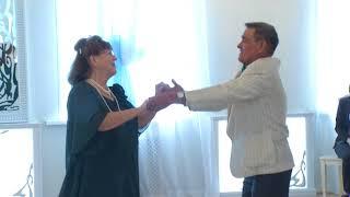 Золотую свадьбу отметили супруги Черенковы