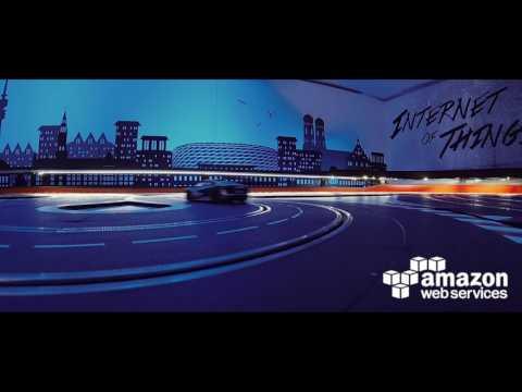 Voice Controlled Carrera Slot Car Racing with Amazon Alexa & AWS IoT
