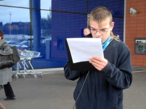 Mercia - Street Star Karaoke, Aston from Nuneaton