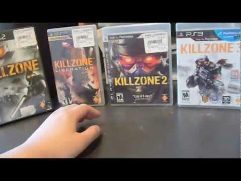 Killzone Video Game Series