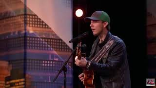 Singer Hunter Price Thanks/ Simon Cowell For Second Chance /America's Got Talent 2018