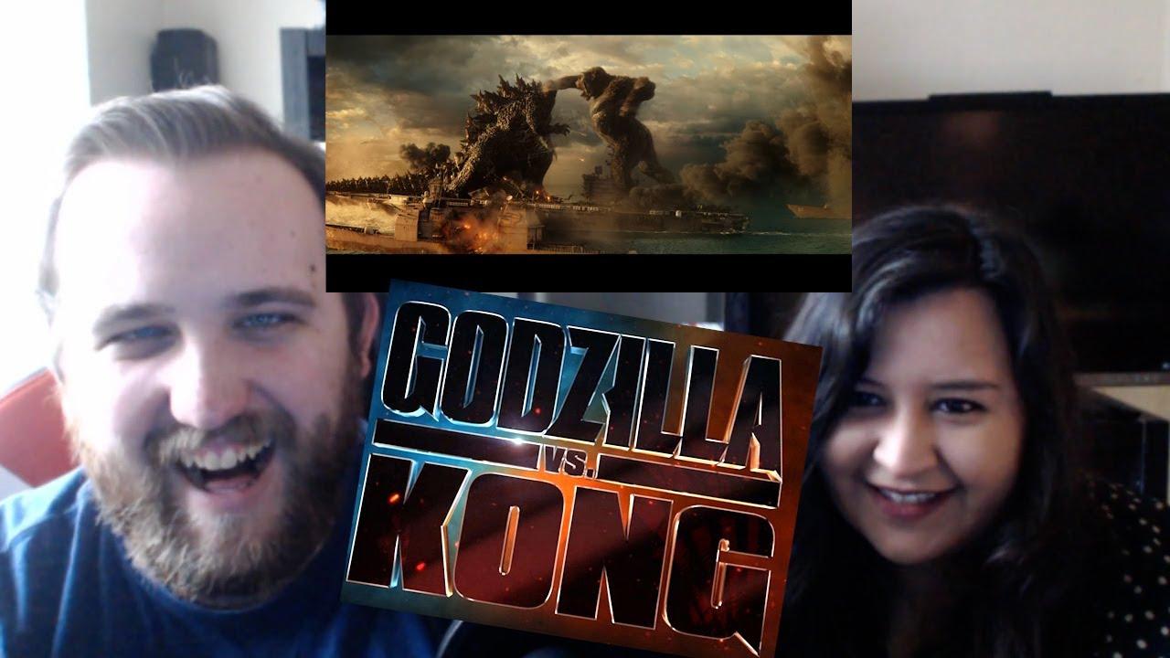 Godzilla vs. Kong Trailer: Our Money's On Kong
