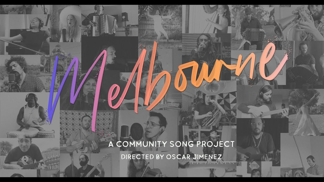 'Melbourne' Community Song Project