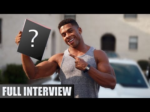 My First Magazine | Full Interview on Fitness and Business | Chest Workout