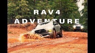 2019 Toyota RAV4 Adveฑture Real Offroad Montage 4K