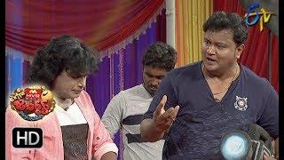 Bullet Bhaskar, Sunami SudhakarPerformance   Extra Jabardasth    22nd June 2018   ETV  Telugu