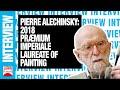 2018 Præmium Imperiale Laureate - Pierre Alechinsky, Painting | JAPAN Forward