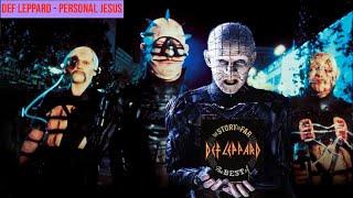 "Hellraiser ""Def Leppard - Personal Jesus"" Horror Talk Style"