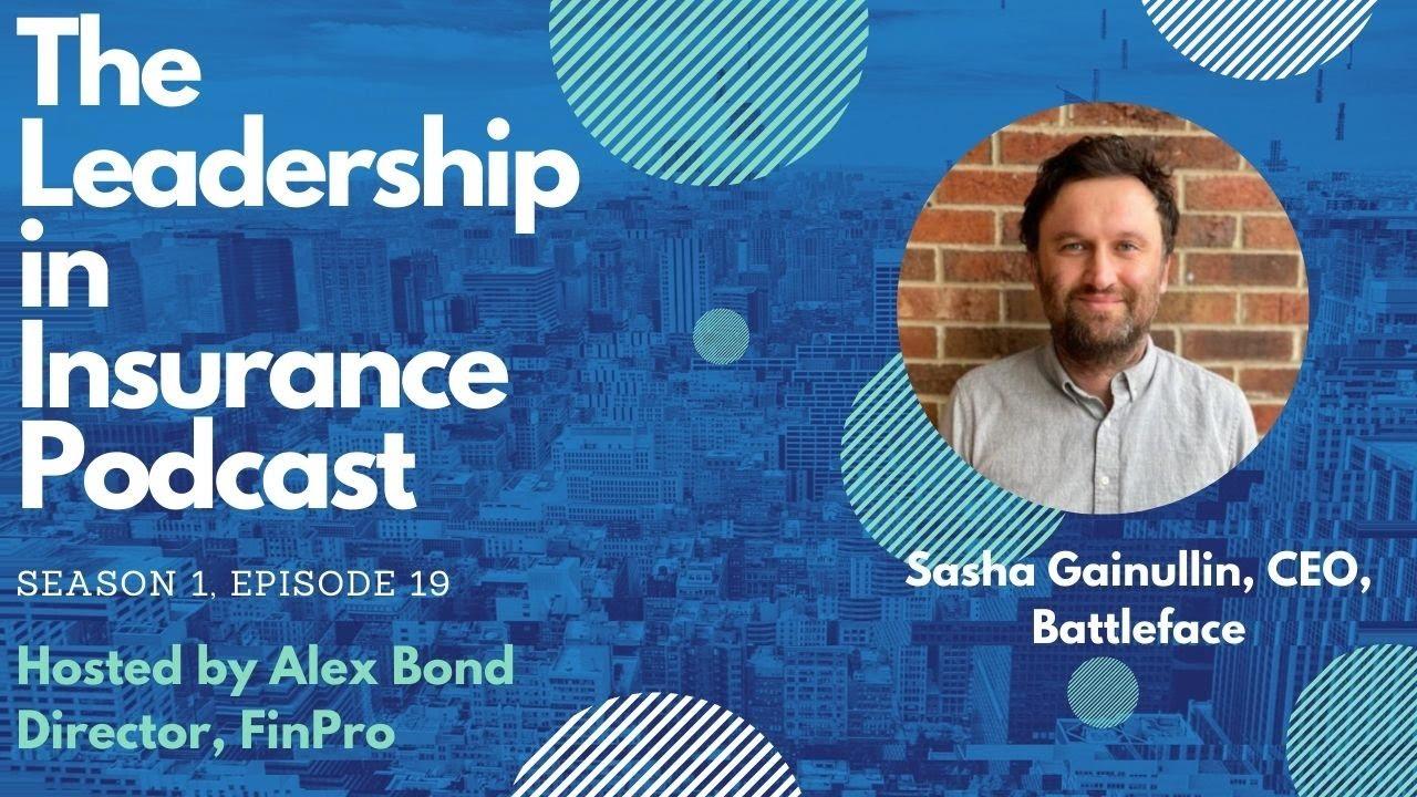 The LiiP, S1, E19, Sasha Gainullin, CEO, battleface