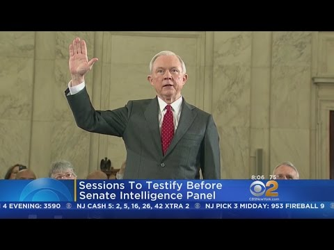 AG Jeff Sessions Agrees To Testify Before Senate Intelligence Committee