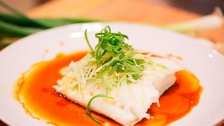 The Easiest Chinese Cantonese Steamed Fish Fillet Recipe That You Must Try, Cici Li
