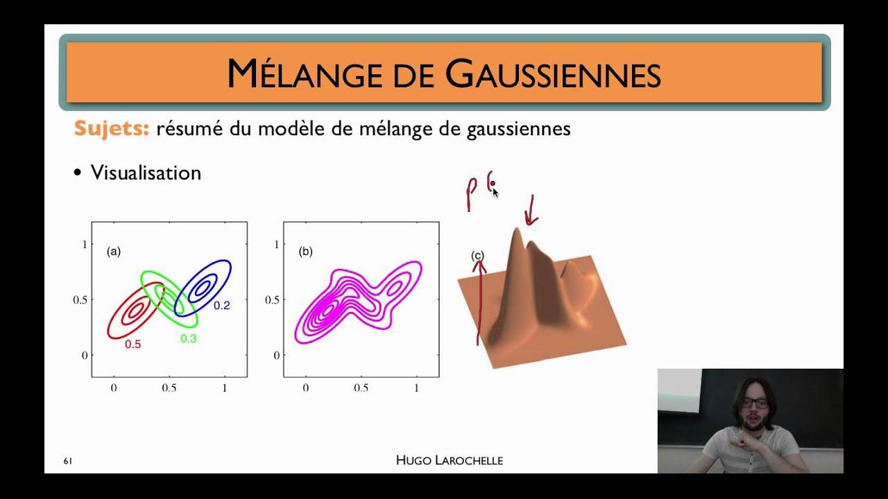 apprentissage automatique  7 6    m u00e9lange de gaussiennes